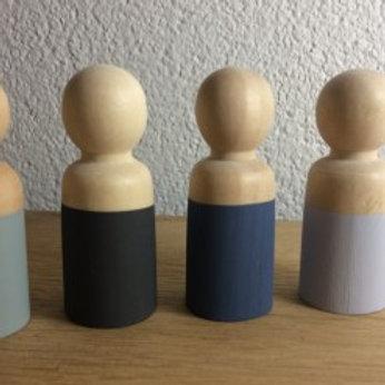 Houten poppetje | Man | Wonderzolder