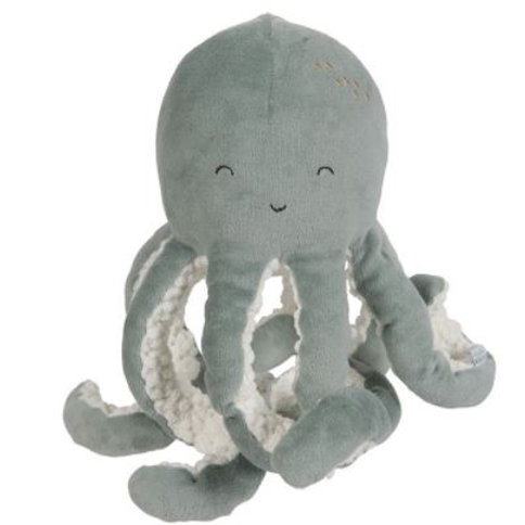 Kopie van Knuffel | Octopus| Mint | Little Dutch