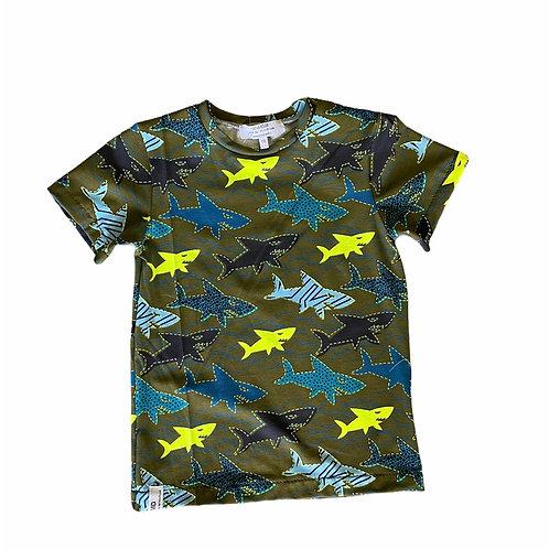 Tee | Shark | MissDraad