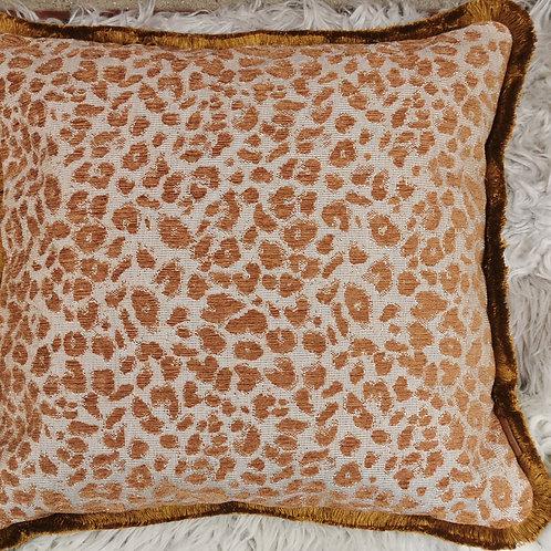 Kussen |  Leopard fringe  | MMR