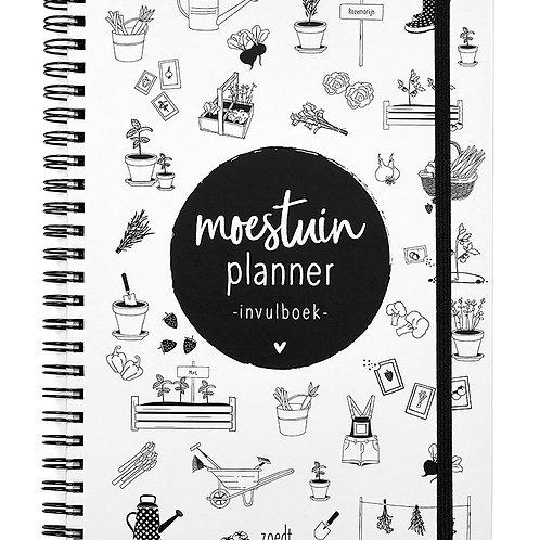 Invulboek | Moestuinplanner | Zoedt