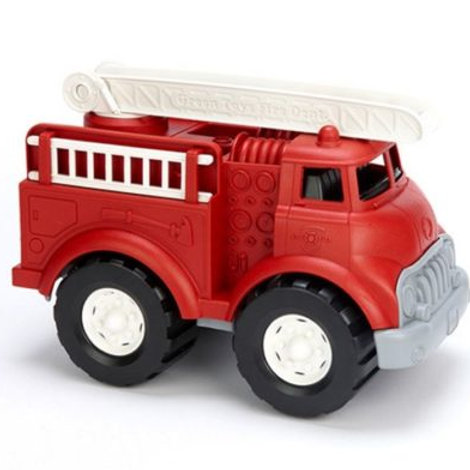 Brandweer auto   Auto   Greentoys   Wonderzolder