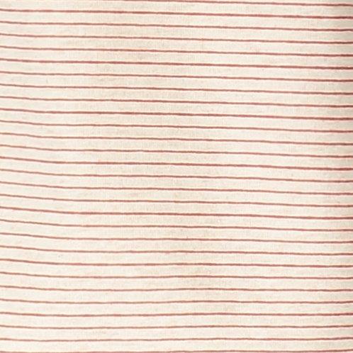 Tee Ruffle   Stripe melange   Pexi Lexi