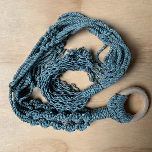 Plantenhanger | Sea blue |  Craft en Vintage