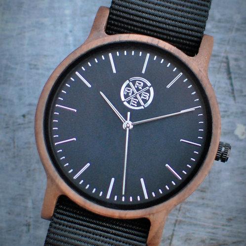 Horloge | Mundo | Black | Rase-wear