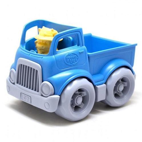 Pick up wagen | Truck | Greentoys | Wonderzolder