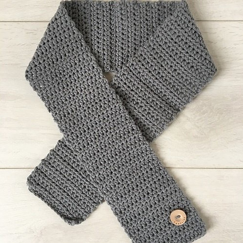 Baby sjaal |  Grijs | Twensies