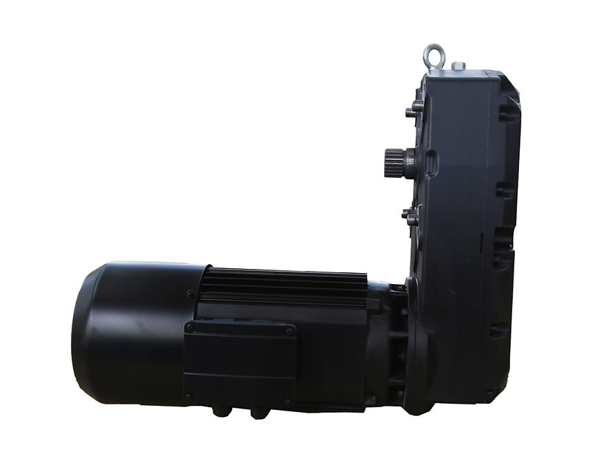 Euro-style-variable-frequency-hoisting-Gear-motor