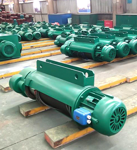 Electric Hoist Packing