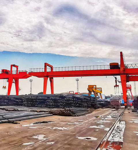 Gantry Crane for Malaysia