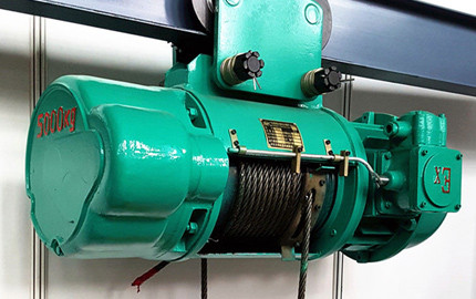 CD MD Wire rope Hoist