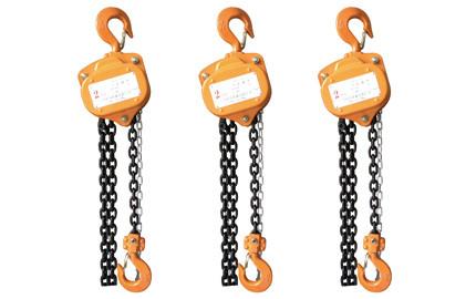 manual chain block