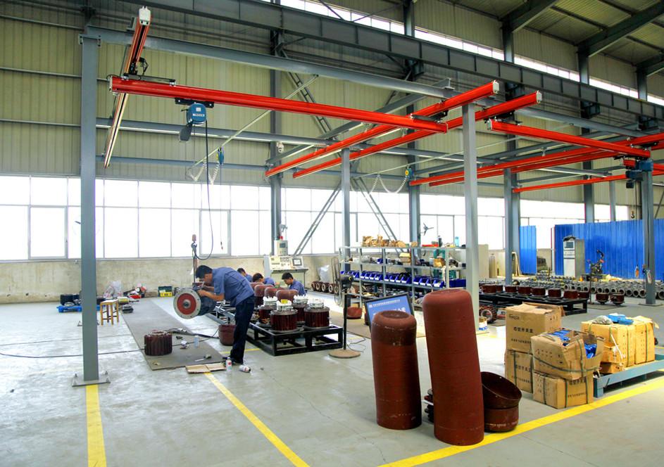 Kbk Suspension Crane Lift Motors