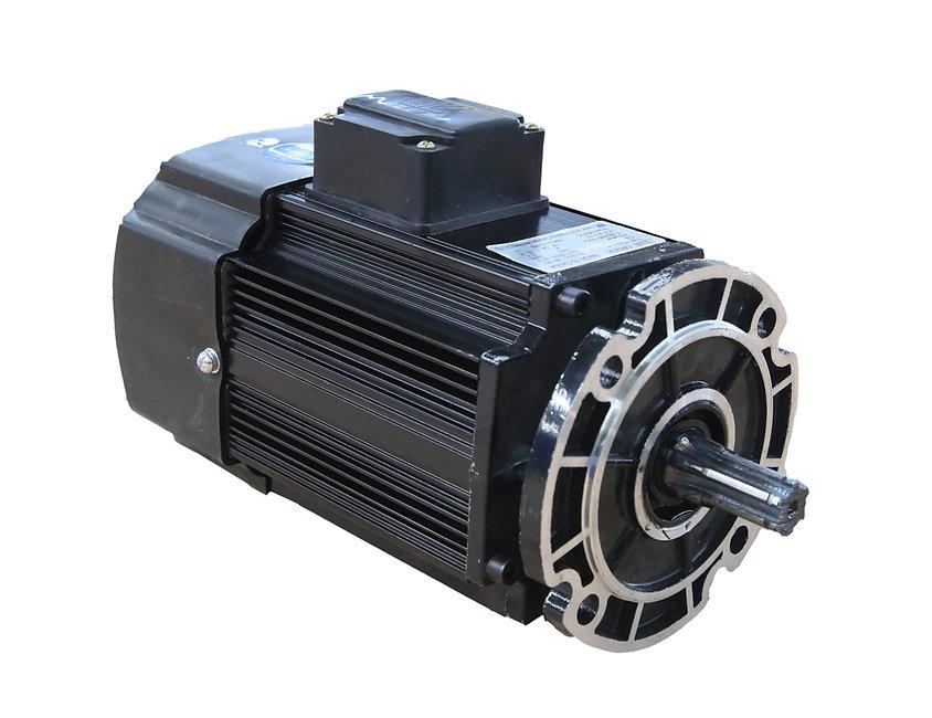 Soft-start-motor