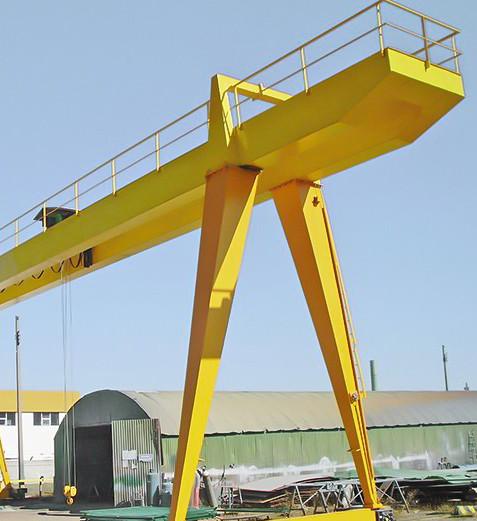Double Girder Gantry Crane 40 Ton
