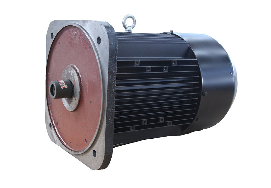square-plate-variable-frequency-lifting-motor