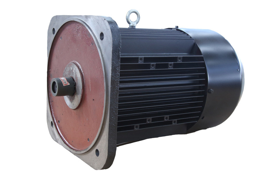 Square Plate variable frequency lifting motor