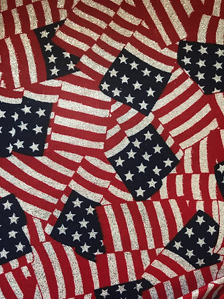 Sparkly American Flag