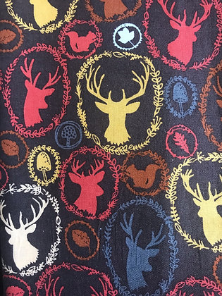 Multicolored Deer