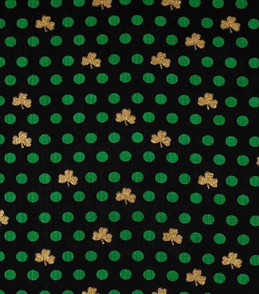 Polka Dots & Clovers