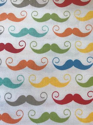 Rainbow Mustaches