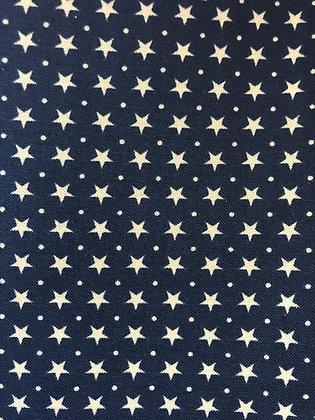 Blue & White Stars
