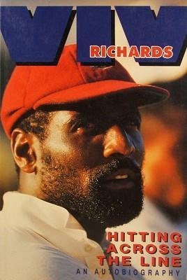 Viv Richards - Hitting Across the Line