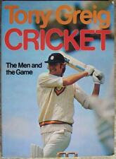 Tony Greig Cricket - The Men and the Game