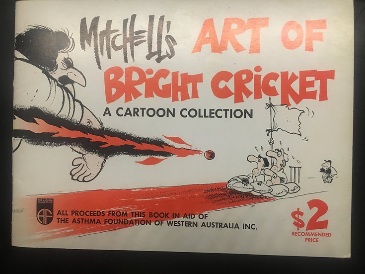 Mitchell's Art of Bright Cricket