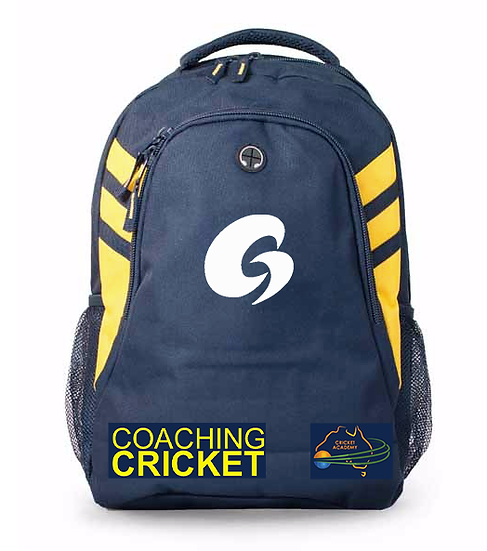 Coaching Cricket Back Pack
