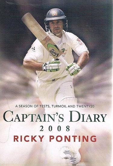 Ricky Ponting - Captain's Diary 2008