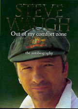 Steve Waugh - Out of my comfort zone