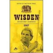Wisden Cricketers' Almanack 2007
