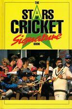 The Stars of Cricket Signature Book