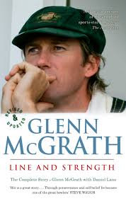 Glenn McGrath - Line and Strength