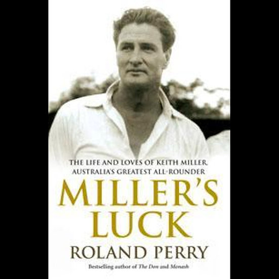 Miller's Luck - Roland Perry