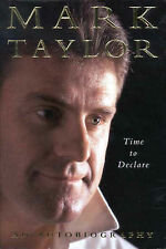 Mark Taylor - Time to Declare