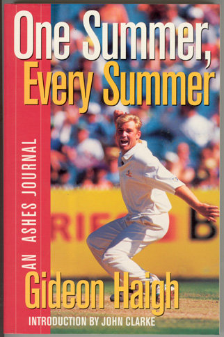 One Summer Every Summer - Gideon Haigh