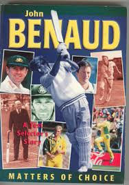 Matters of Choice - John Benaud