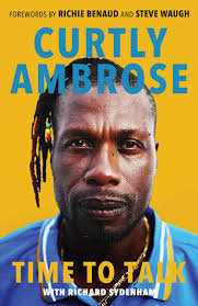 Curtly Ambrose - Time to Talk