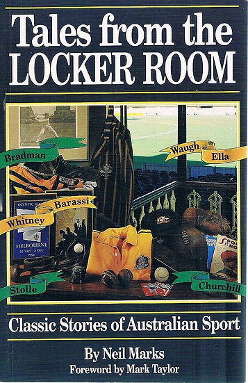 Tales from the Locker Room - Neil Marks