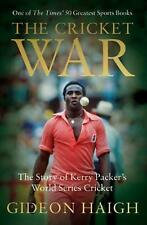 The Cricket War -Gideon Haigh