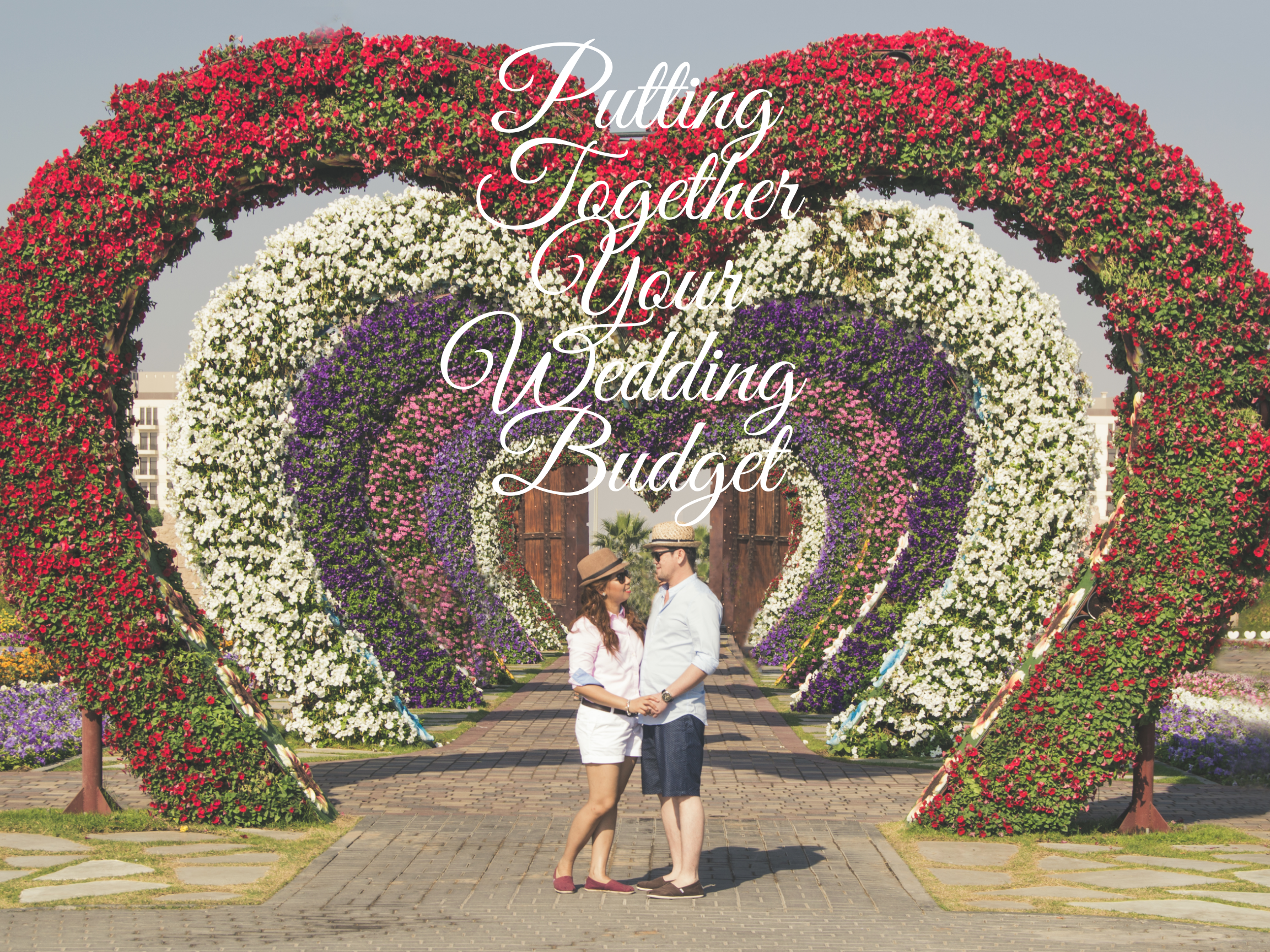 Putting Together Your Wedding Budget