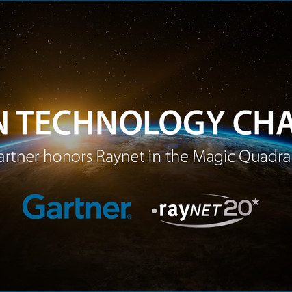 "Gartner Magic Quadrant'ta Raynet ""Gizli Teknoloji Şampiyonu"""