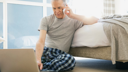 """""""Working from Home"""" and two basic needs as a business continuity requirement."""
