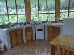 Kitchen for Guest Use