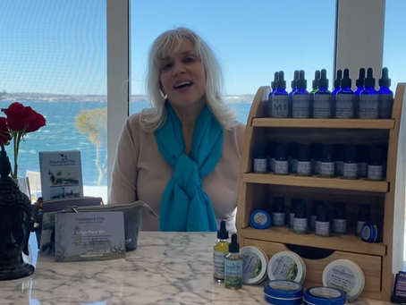 The Pemaquid Oils line, brought to you by Donna!