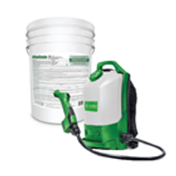 VICTORY ELECTROSTATIC SPRAYER BACKPACK AND 5 GALLON COMBO
