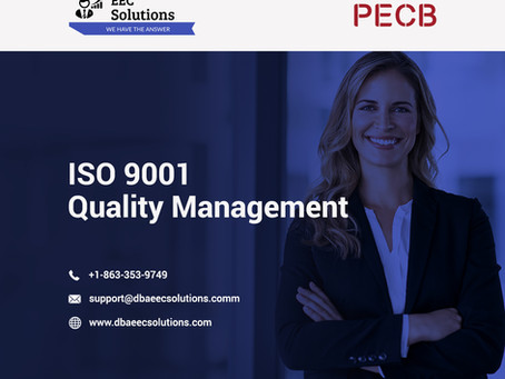 ISO 9001 Lead Auditor Certification Courses
