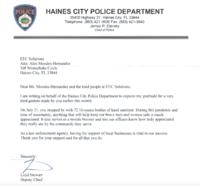 HCPD thanks EEC!